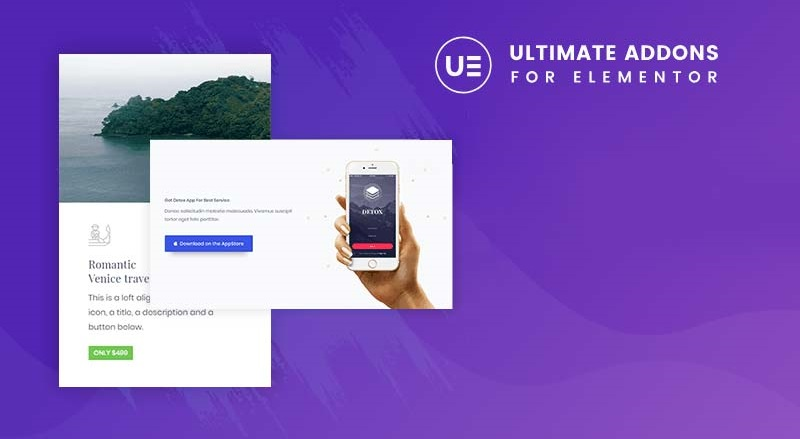 Ultimate Addons for Elementor Black Friday 2020 Sale