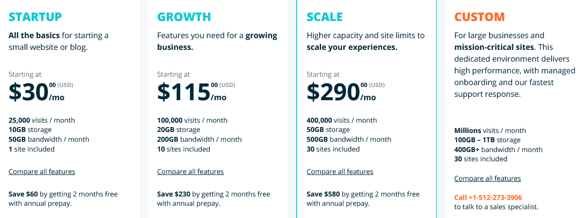 WP Engine Pricing - Black Friday Deal!
