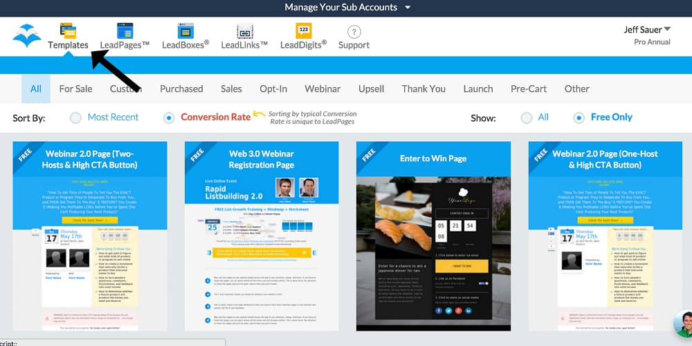 LeadPages Black Friday - How it Works?