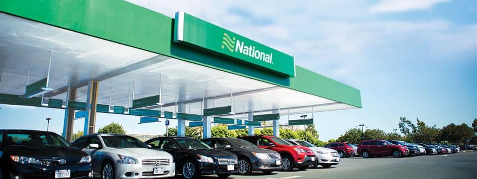 National Car Rental Black Friday / Cyber Monday Sale