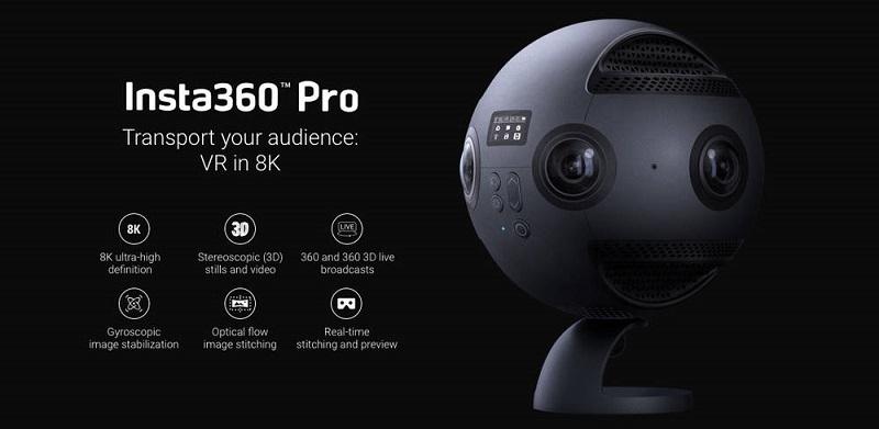 Insta360 Pro & Pro 2 Cyber Monday / Cyber Monday Sale