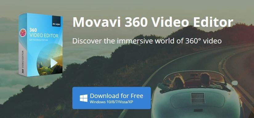 Movavi Video Editor 360