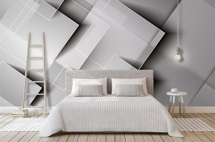Use 3D Wallpapers for Decoration