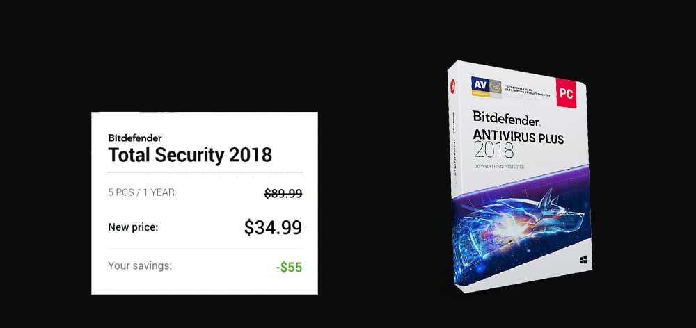 Bitdefender Black Friday / Cyber Monday Sale & Deals