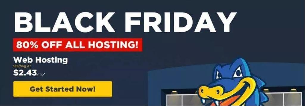 Hostgator Black Friday 2020 ✌ Deals & Offers [Flash Sale]
