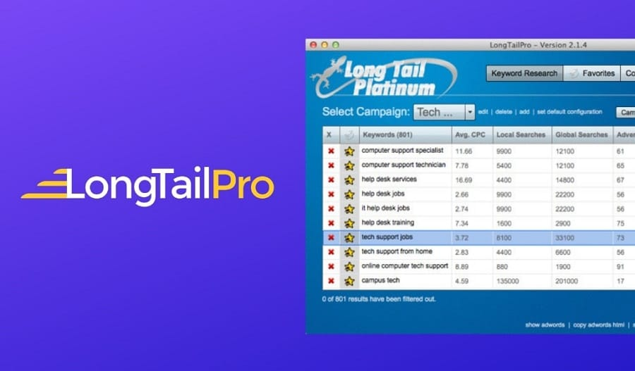 Long Tail Pro Cyber Monday - What's the Deal?