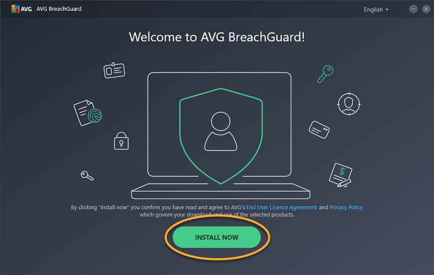 AVG BreachGuard Black Friday Sale