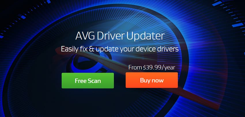 AVG Driver Updater Black Friday