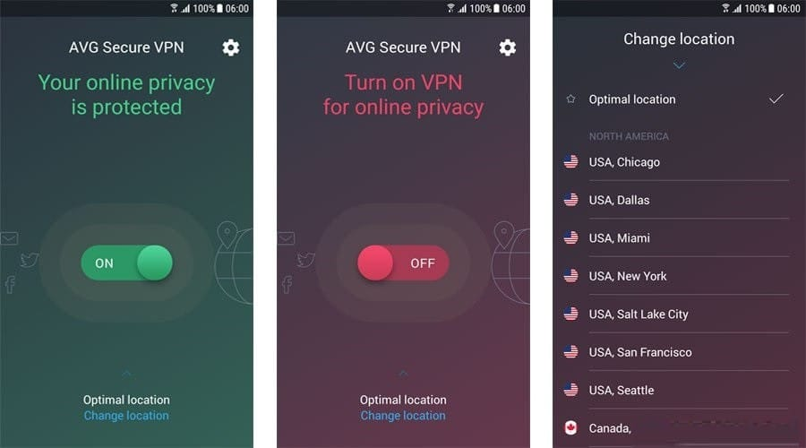 AVG VPN Discount on Black Friday & Cyber Monday