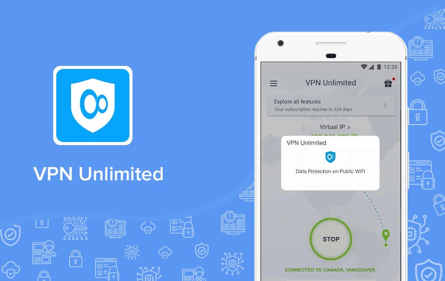VPN Unlimited Black Friday, 50% Discount