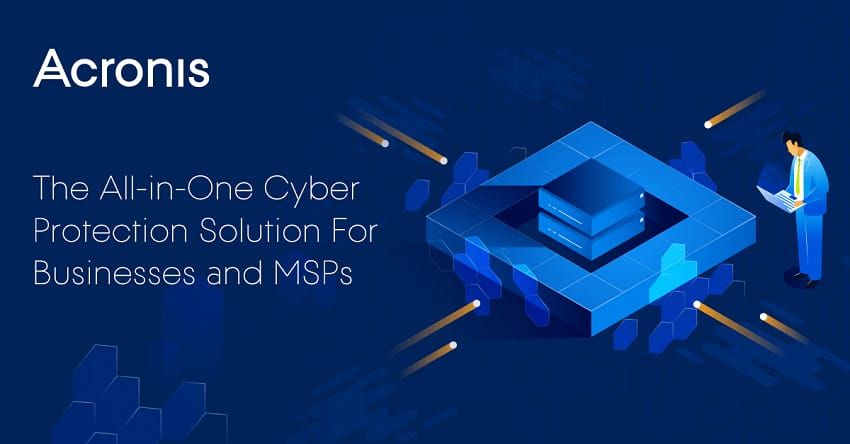 Acronis Cyber Protect for Businesses