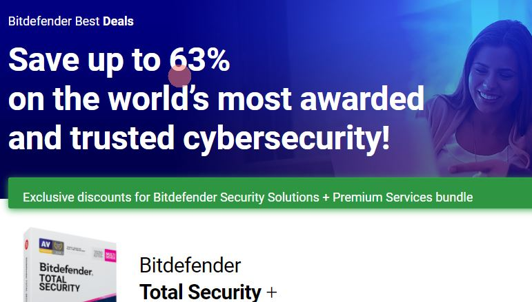 Why Choose BitDefender this Christmas Sale?