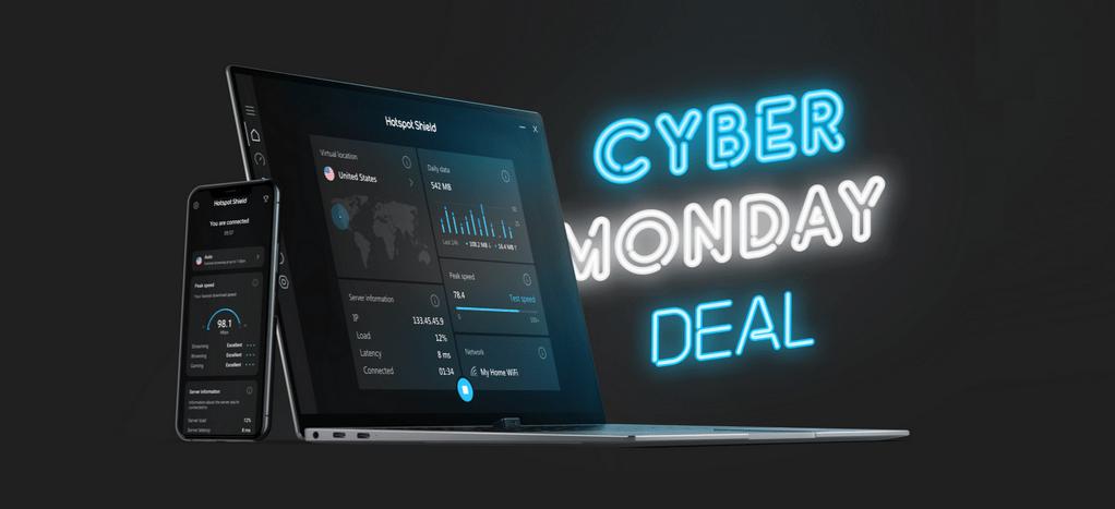 Hotspot Shield Cyber Monday Sale, Live Now!