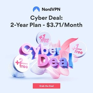 NordVPN Black Friday is Here!