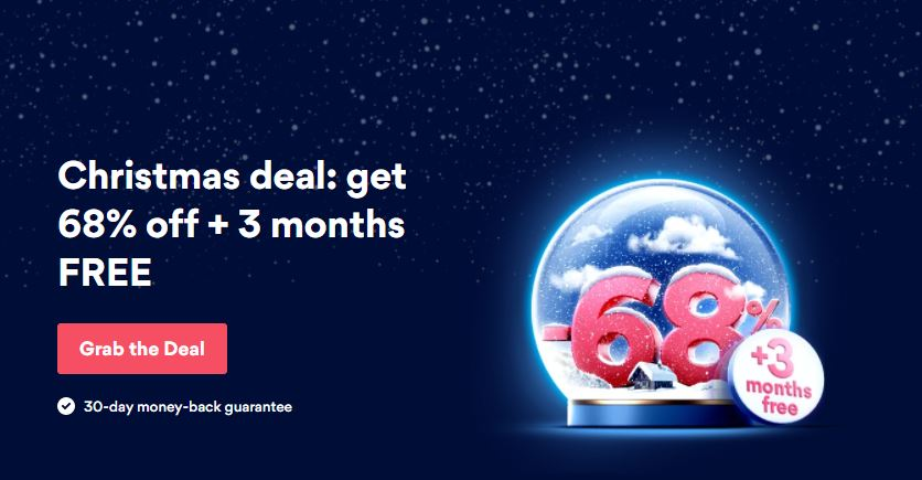 NordVPN Christmas Offer & Holiday Deals!