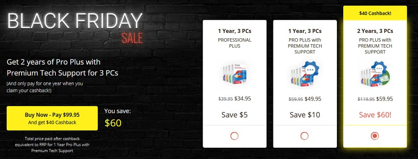 CCleaner Cyber Monday, 50% OFF!