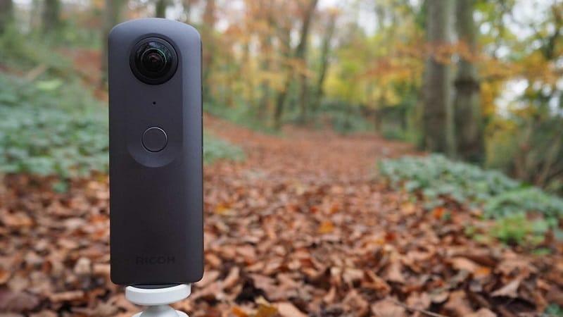 Ricoh Theta V 4K 360 Camera