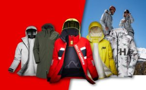 Helly Hansen New Collection on Black Friday!