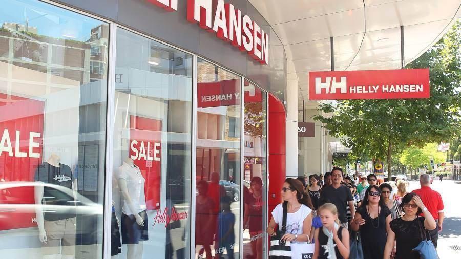 Helly Hansen Black Friday Sale