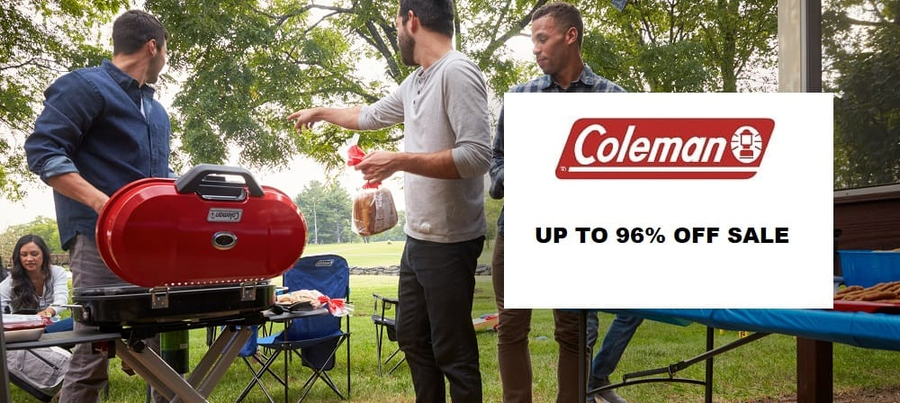 Coleman Black Friday Sale is Here!
