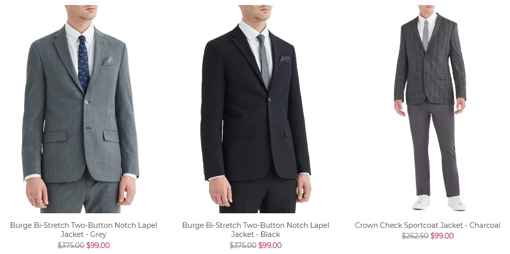 Ben Sherman Select Items Sale!