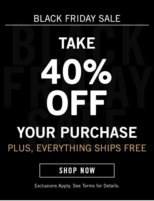 Perry Ellis Black Friday Sale