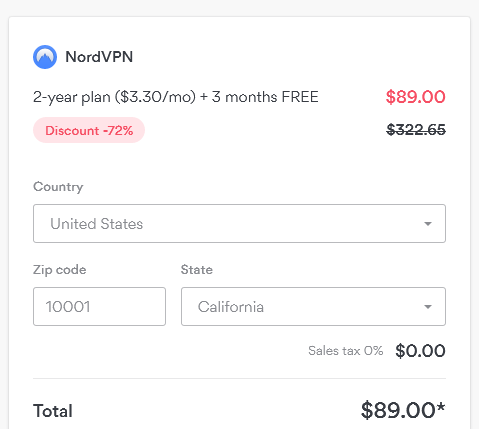 NordVPN Cyber Deal, What You Need to Pay?